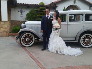 La boda de Erika y Luis