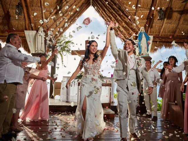 La boda de Dayana y Marcos