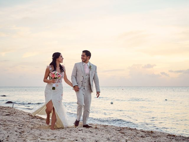 La boda de Marcos y Dayana en Cozumel, Quintana Roo 1