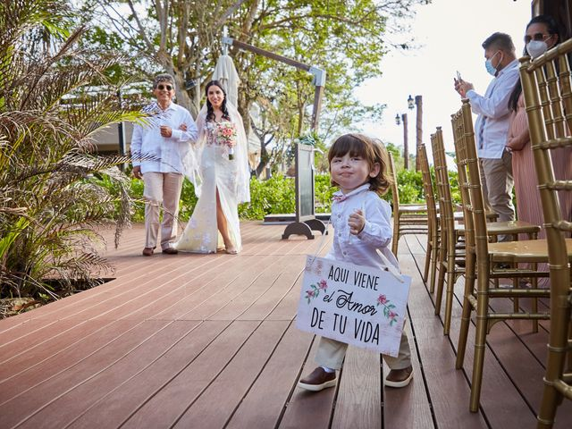 La boda de Marcos y Dayana en Cozumel, Quintana Roo 10
