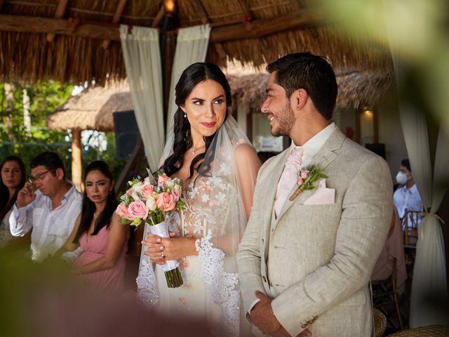 La boda de Marcos y Dayana en Cozumel, Quintana Roo 12