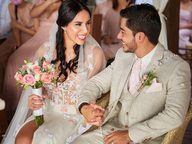 La boda de Marcos y Dayana en Cozumel, Quintana Roo 13