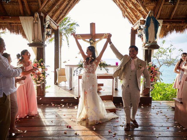La boda de Marcos y Dayana en Cozumel, Quintana Roo 14