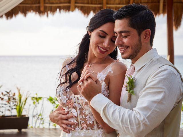 La boda de Marcos y Dayana en Cozumel, Quintana Roo 16