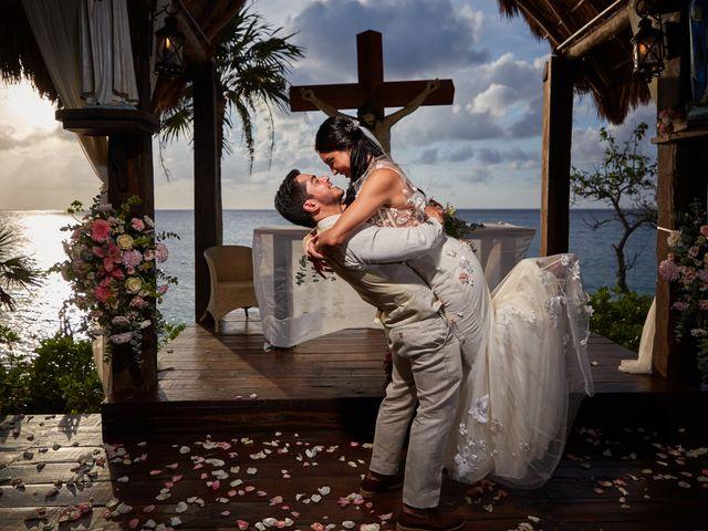 La boda de Marcos y Dayana en Cozumel, Quintana Roo 17