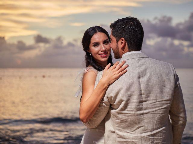 La boda de Marcos y Dayana en Cozumel, Quintana Roo 18
