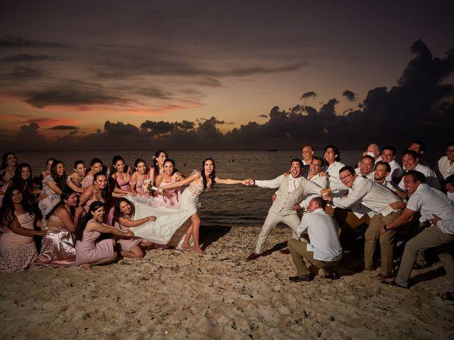 La boda de Marcos y Dayana en Cozumel, Quintana Roo 20