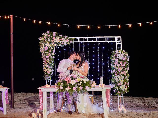 La boda de Marcos y Dayana en Cozumel, Quintana Roo 22