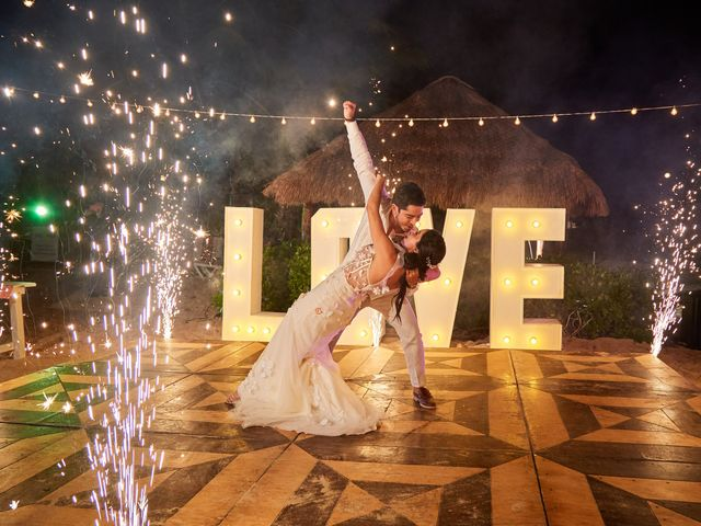 La boda de Marcos y Dayana en Cozumel, Quintana Roo 2
