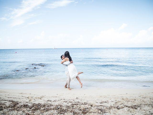 La boda de Marcos y Dayana en Cozumel, Quintana Roo 25