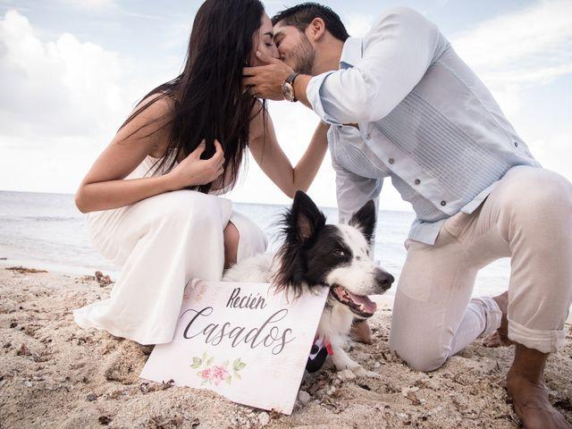 La boda de Marcos y Dayana en Cozumel, Quintana Roo 27