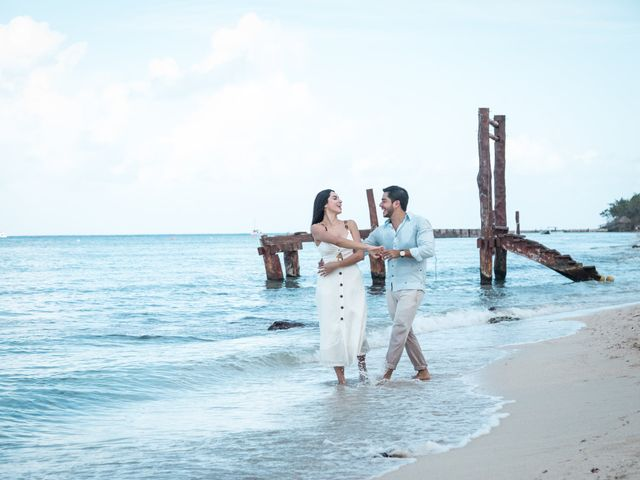 La boda de Marcos y Dayana en Cozumel, Quintana Roo 28