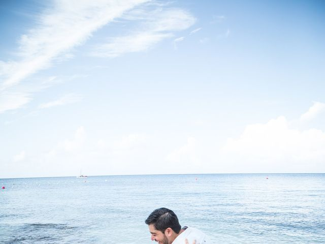 La boda de Marcos y Dayana en Cozumel, Quintana Roo 29