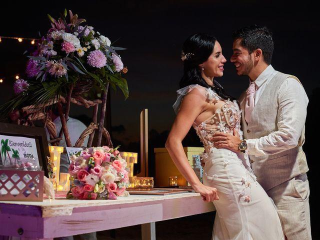 La boda de Marcos y Dayana en Cozumel, Quintana Roo 30