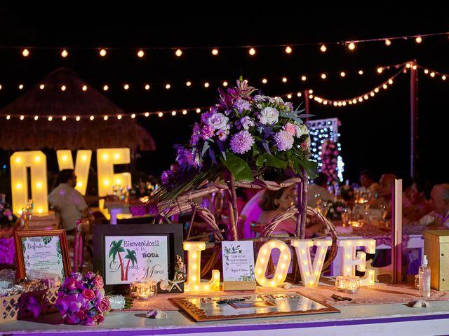 La boda de Marcos y Dayana en Cozumel, Quintana Roo 31