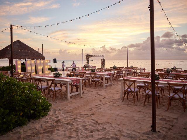La boda de Marcos y Dayana en Cozumel, Quintana Roo 38