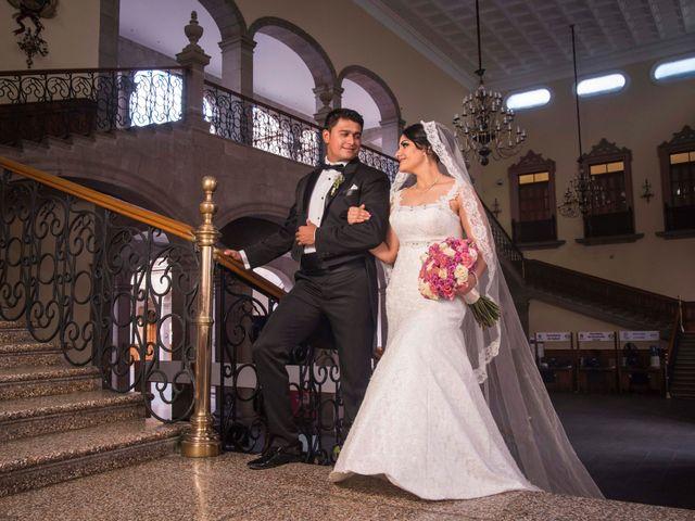 La boda de Mayra y Daniel