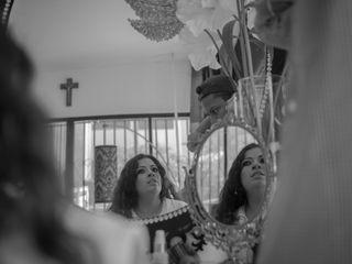 La boda de Lizette y Javier 2