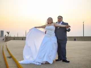 La boda de Lizette y Javier
