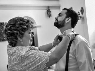 La boda de Cristina y Roberto 1