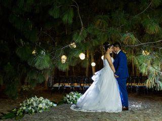 La boda de Tere Vianey y Ivan Fernando 1