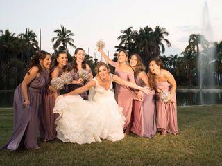 La boda de Andrea y Iñaki 1