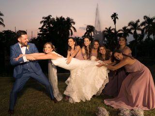La boda de Andrea y Iñaki 2