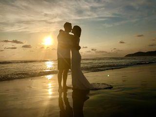 La boda de Malu y Michael 1