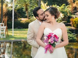 La boda de Andy y Josué
