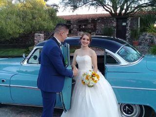La boda de Liliana  y Alejandro  2