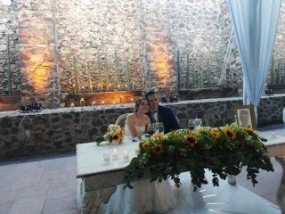 La boda de Liliana  y Alejandro