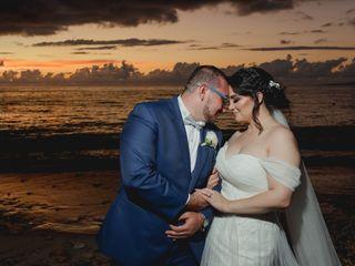 La boda de Minely y Omar