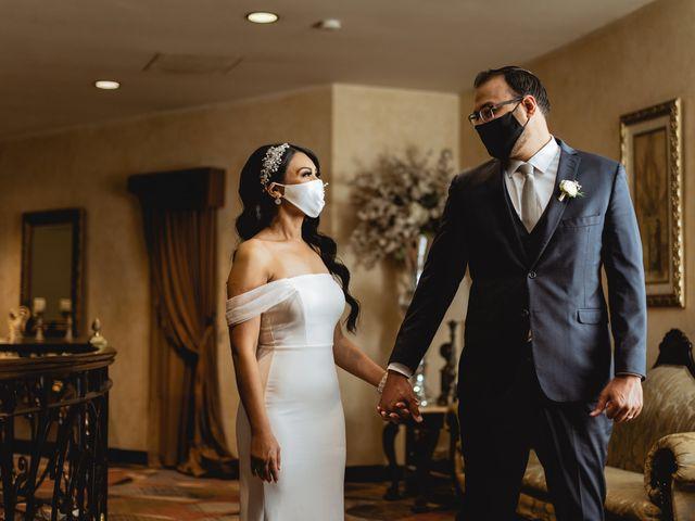 La boda de Guillermo y Jacqueline