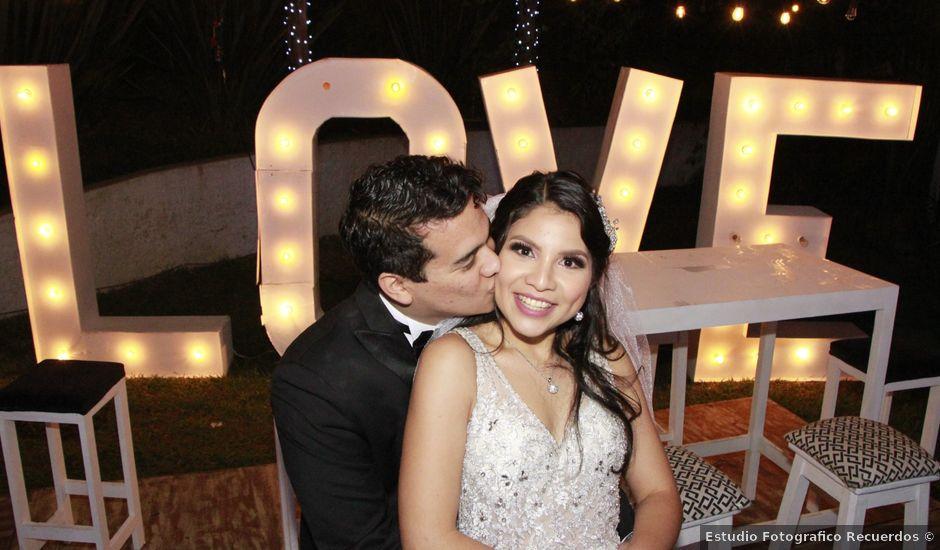 La boda de Jorge y Ana en Xalapa, Veracruz