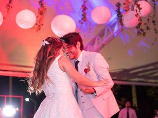 La boda de Stefanny y Mario