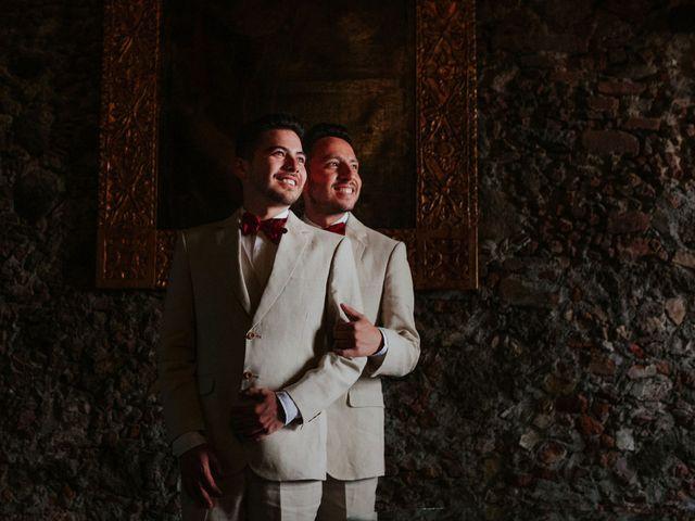 La boda de Diego y Andrés