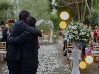 La boda de Fernando y Carlos