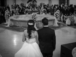 La boda de Citlalli y Andrés 3