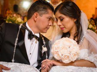 La boda de Citlalli y Andrés