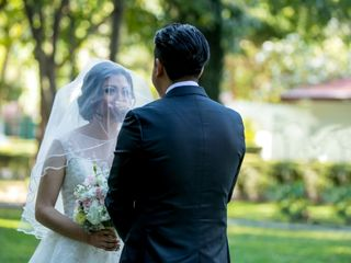 La boda de Jocelyn y Venancio 1