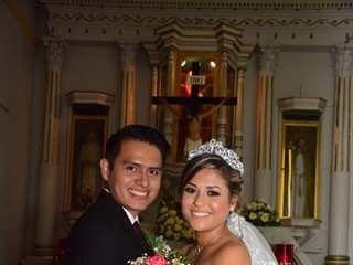 La boda de Alejandra y Onan 1