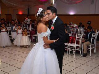 La boda de Alejandra y Onan