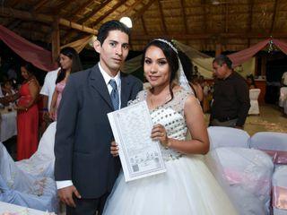 La boda de Fátima y Carlos