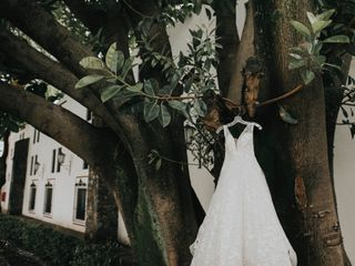 La boda de Lucía y Moisés 2