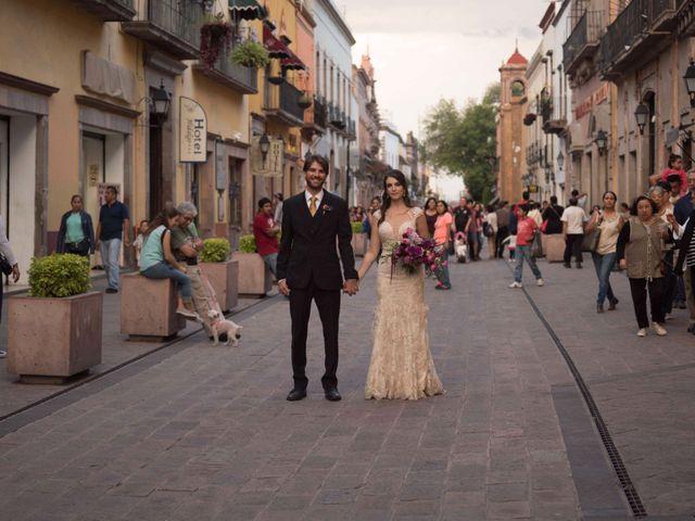 La boda de Haley y Erick