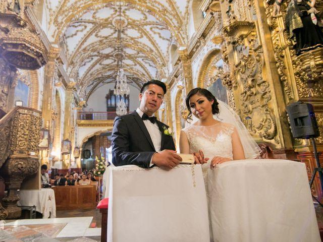 La boda de Jocelyn y Venancio