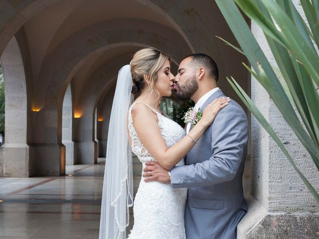 La boda de Stephanie y Eulises