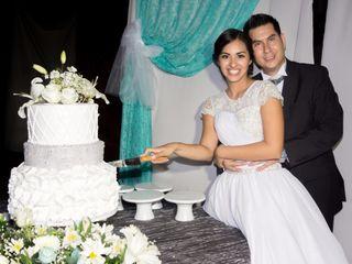 La boda de Paola y  Josué