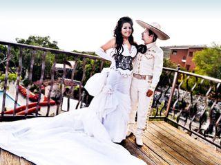 La boda de Karen y Aldo
