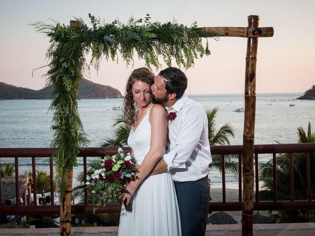 La boda de Erica y Matthew